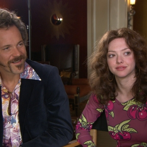 Peter Sarsgaard & Amanda Seyfried 'Explore' The Other Side Of 'Lovelace'