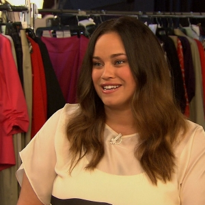 Kris Humphries' Sister Kaela Talks Being A Plus-Sized Model