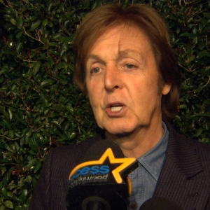Paul McCartney: It Was 'A Lot Of Fun' Directing 'My Valentine'