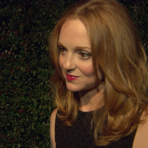 Jayma Mays Discusses 'Glee's 'Touching' Tribute To Whitney Houston
