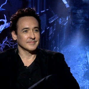 John Cusack Talks 'The Raven'