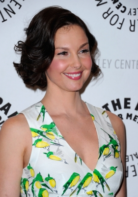 Ashley Judd steps out at The Paley Center for Media presents screening of 'Missing' at The Paley Center for Media in Beverly Hills, Calif. on April 10, 2012