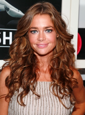 Denise Richards attend Svedka Vodka&#8217;s celebration of National Walk Of Shame Day at Yotel on July 27, 2011 in New York City