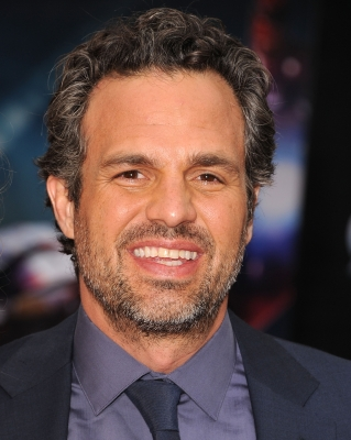 Mark Ruffalo arrives at the Los Angeles premiere of &#8216;Marvel&#8217;s Avengers&#8217; at the El Capitan Theatre in Hollywood on April 11, 2012