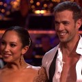 Cheryl Burke and William Levy on 'Dancing,' April 16, 2012