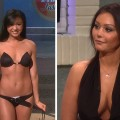 JWoww's Barely-There, Perfect Tan Bikini Fashion Show!