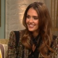 Jessica Alba Talks Jessica Simpson's Pregnancy & Date Nights With Husband Cash Warren
