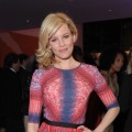 Elizabeth Banks sports a colorful dress at &#8216;The Five Year Engagement&#8217; premiere opening night party during the 2012 Tribeca Film Festival at the MOMA in New York City on April 18, 2012