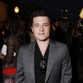 Josh Hutcherson is spotted at the LA Family Housing Awards 2012 at The Lot in West Hollywood, Calif. on April 19, 2012