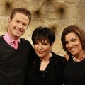 Liza Minnelli visits Access Hollywood Live on April 23, 2012
