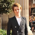 Eugene Simon attends a special preview screening of Nickelodeon's teen drama series 'House Of Anubis' Season Two at Freemasons Hall, London, on March 11, 2012