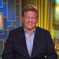 Ryan O'Neal speaks to Billy Bush and Kit Hoover via satellite from New York City for Access Hollywood Live, May 2012