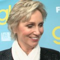 Jane Lynch Dishes On Her 'Glee' Pregnancy