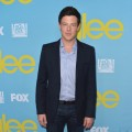 "Cory Monteith attends the Academy of Television Arts and Sciences' screening of ""Glee"" on May  1, 2012"
