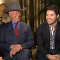 Josh Henderson Vs. Larry Hagman: Who Is More Evil In 'Dallas'?