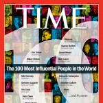 Time Magazine's 100 Most Influential People 2012 cover