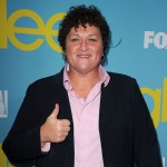 Dot Jones attends TV Academy's special screening of 'Glee' at Leonard H. Goldenson Theatre, North Hollywood, on May 1, 2012