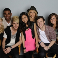 The Top 7 on 'American Idol'
