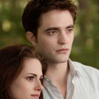 Kristen Stewart and Robert Pattinson in a scene from 'Twilight Saga: Breaking Dawn – Part 2'