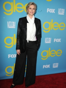 Jane Lynch attends TV Academy's special screening of 'GLEE' at Leonard H. Goldenson Theatre on May 1, 2012 in North Hollywood, California.