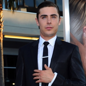Zac Efron's 'The Lucky One' Premiere