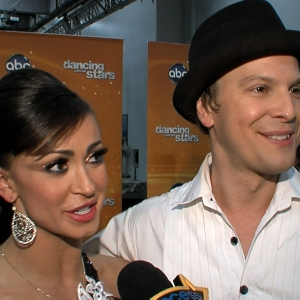 Gavin DeGraw's Last Dance On 'Dancing With The Stars'