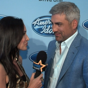 Taylor Hicks: People Keep Mistaking Me For George Clooney!