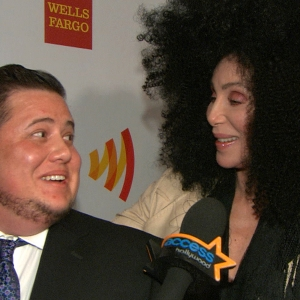 Cher On How She Kept Her GLAAD Appearance A Surprise For Son Chaz