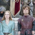 Lena Headey as Cersei Lannister and Peter Dinklage as Tyrion Lannister in &#8216;Game of Thrones&#8217; Season 2