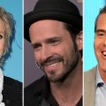 Jane Lynch, 'The Voice's' Tony Lucca, Andy Cohen