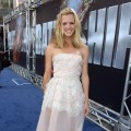 Brooklyn Decker arrives at the premiere of Universal Pictures' 'Battleship' at Nokia Theatre L.A. Live, Los Angeles, on May 10, 2012