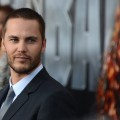 Taylor Kitsch arrives for the premiere of 'Battleship' at the NOKIA Theatre at L.A. LIVE in Los Angeles on  May, 10, 2012