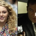 AnnaSophia Robb as Carrie Bradshaw in 'The Carrie Diaries,' Jason Isaacs in 'Awake'