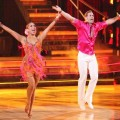 Cheryl Burke and William Levy take on the samba on the 'Dancing with the Stars' semifinals, May 14, 2012