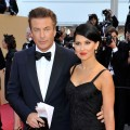 Alec Baldwin and Hilaria Thomas step out at the opening ceremony and &#8216;Moonrise Kingdom&#8217; premiere during the 65th Annual Cannes Film Festival at Palais des Festivals in Cannes, France on May 16, 2012  
