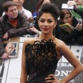 Nicole Scherzinger attends the UK premiere of &#8216;Men in Black III,&#8217; Leicester Square, London, May 16, 2012