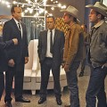 Michael Chiklis as Vincent Savino and Dennis Quaid (second from right) as Ralph Lamb in 'Vegas' coming to CBS on Tuesdays at 10 in Fall 2012