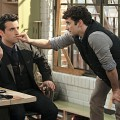 David Krumholtz as Joe, and Michael Urie as Louis in &#8216;Partners,&#8217; airing Mondays at 8:30 on CBS in Fall 2012