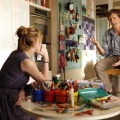Dakota Johnson as Kate and Nat Faxon as Ben in &#8216;Ben and Kate,&#8217; airing Tuesdays at 8:30 on FOX in Fall 2012