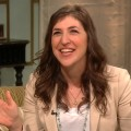Mayim Bialik Talks Joey Lawrence's Chippendales Show & Promotes The Future Of Math & Science In School