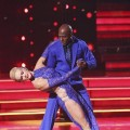Donald Driver and Peta Murgatroyd perform the Argentine tango on the 'Dancing with the Stars' Season 14 finals, May 21, 2012