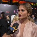 Jennifer Lopez Talks What To Expect When You're Expecting & Reacts To Britney Spears Joining The X Factor