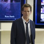 Kevin Bacon as ex-FBI agent Ryan Hardy in 'The Following,' premiering midseason on FOX