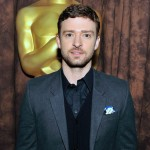 Justin Timberlake attends the centennial tribute to Gene Kelly at AMPAS Samuel Goldwyn Theater in Beverly Hills, Calif. on May 17, 2012