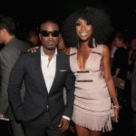 Ray J and Brandy are seen at the 2012 Billboard Music Awards held at the MGM Grand Garden Arena in Las Vegas on May 20, 2012