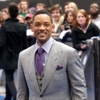 Will Smith attends the UK premiere of 'Men in Black III,' Leicester Square, London, May 16, 2012