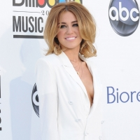 Miley Cyrus steps out at the 2012 Billboard Music Awards held at the MGM Grand Garden Arena in Las Vegas on May 20, 2012 