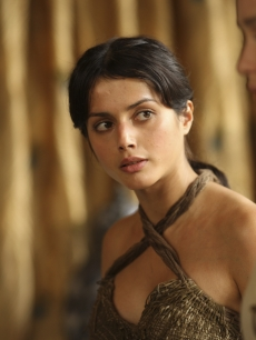 Amrita Acharia as Irri in &#8216;Game of Thrones&#8217; Season 2