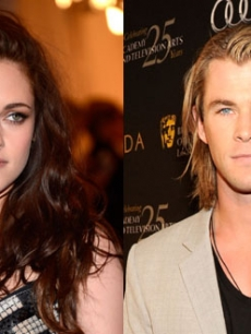 Kristen Stewart, Chris Hemsworth