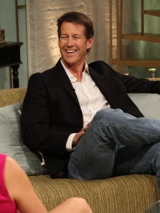 James Denton visits Access Hollywood Live on May 14, 2012